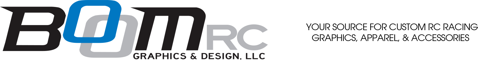BOOMrc Graphics and Design